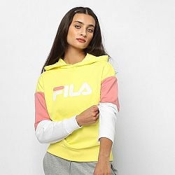 FILA Barret cropped hoody – S