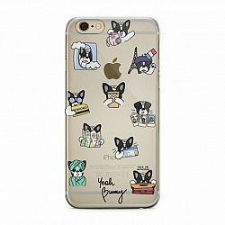 YEAH BUNNY Kryt na iPhone 7 – Bulldogs